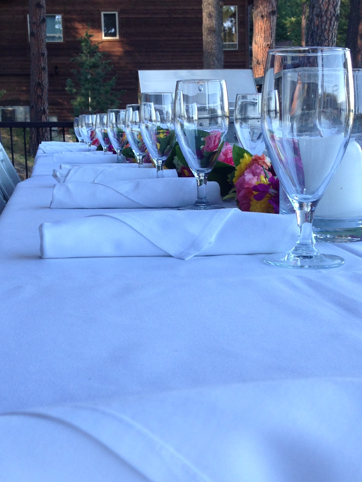 Event Services Mangia Catering