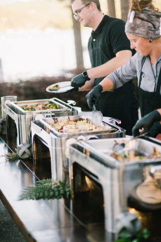 catering, buffet, banquet, mangia catering, wedding food, event food, Spokane catering, cda catering, Coeur D Alene, Idaho