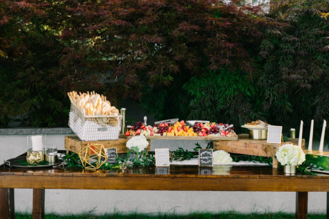 cheese board, Mangia Catering, wedding catering, by the lake venue, cda catering, Coeur D Alene, Idaho