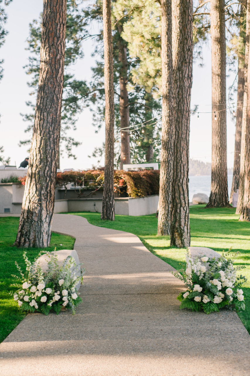 by the lake venue, wedding venue, Mangia Catering, Ashley graham events