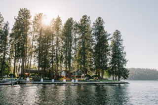 lake venue, cda lake venue, wedding venue, by the lake venue, Mangia Catering, event planner
